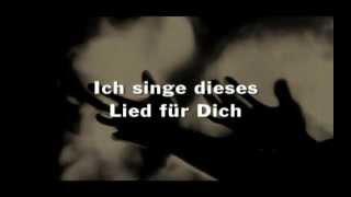 """UNHEILIG """"Mein König"""" with lyrics"""