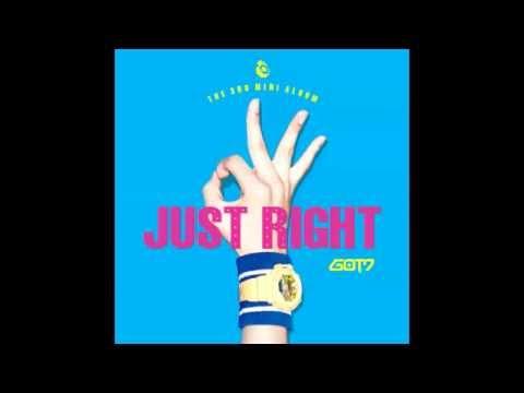 [DOWNLOAD/EP] GOT7 (갓세븐) – Just Right (딱 좋아) (FULL 3rd mini album)