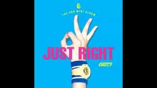 vuclip [DOWNLOAD/EP] GOT7 (갓세븐) – Just Right (딱 좋아) (FULL 3rd mini album)