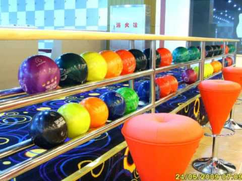 Longmarch Cosmopolitan Bowling Center at Shanghai Sports Center