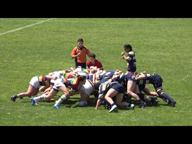 2019 WPL Week 1 - Berkeley  All Blues vs Oregon Rugby Sports Union (8/17/19)