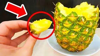 Quand Tu Manges Un Ananas, Il Te Mange Aussi