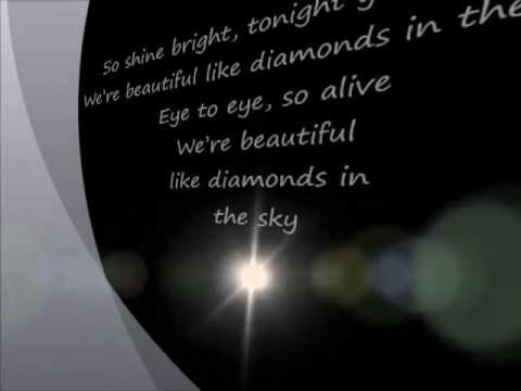 diamonds rihanna (lyrics1)