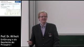 Geschichte der Philosophie (5): Stoa, Epikureer und pyrrhonische Skepsis, Prof. Dr. Torsten Wilholt