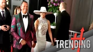 Jennifer Lopez at Alex Rodriguez, engaged na