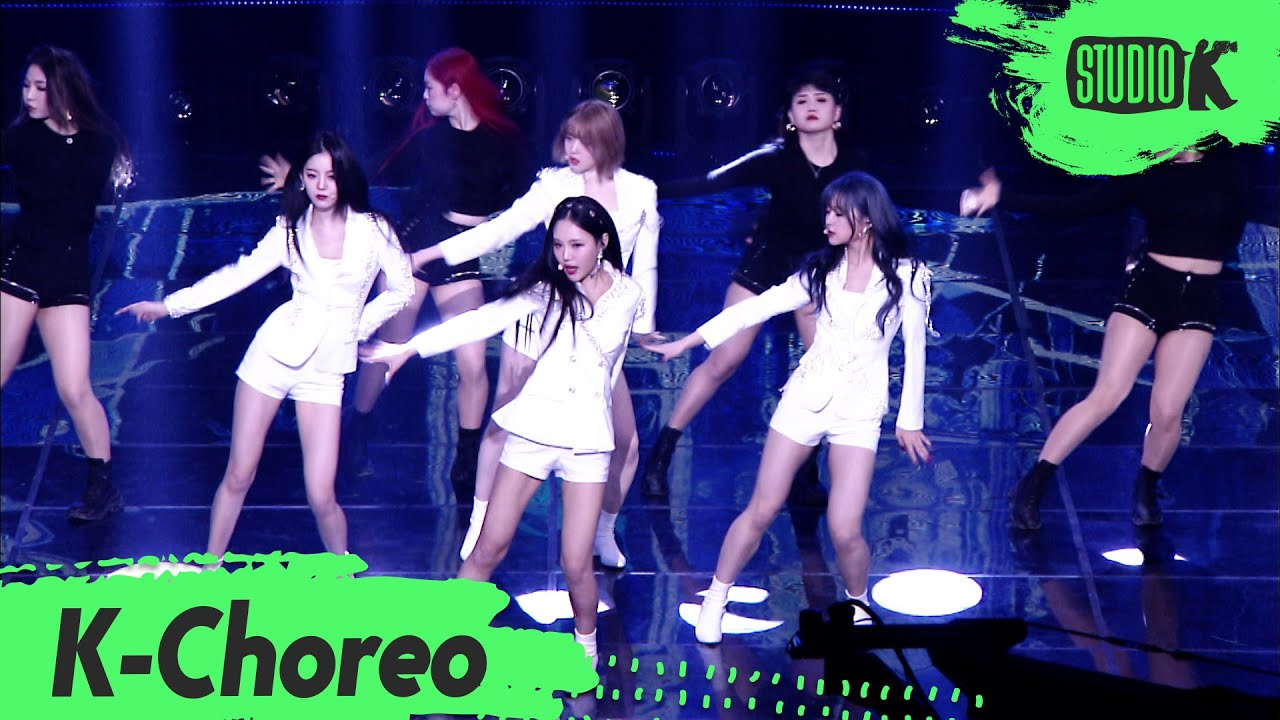 [K-Choreo] 그레이시(G-reyish) 직캠 '숨;(Breath;(Blood Night))'(G-reyish Choreography) l @MusicBank 210305