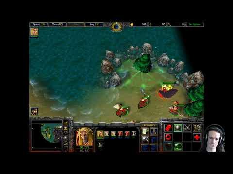 WarCraft 3: FT Blood Elf pt 1 (Hard)