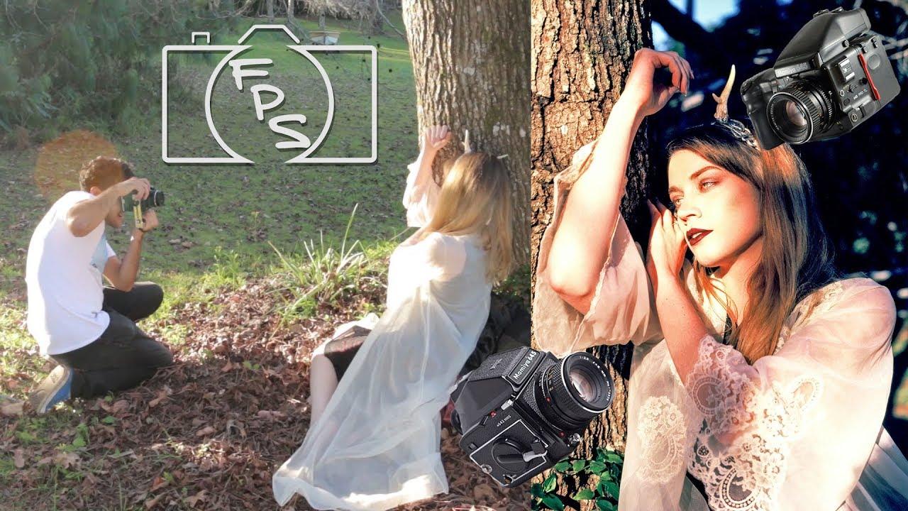 Frames Per Second Ep 15 - Mythical Mamiya 645 Photoshoot - YouTube