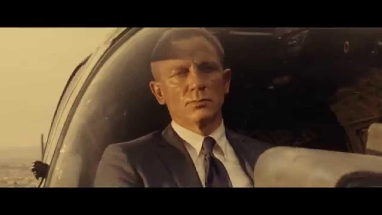 画像: 『007 スペクター』最新予告 2015年12月4日公開 youtu.be