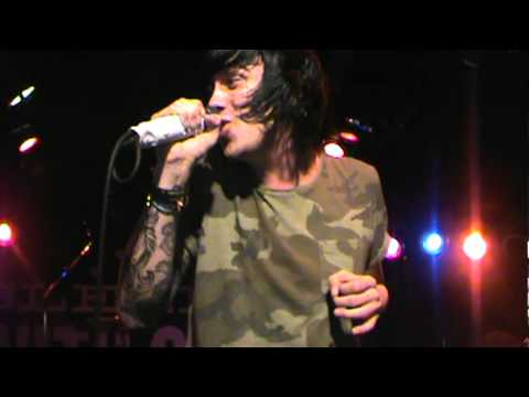 Sleeping With Sirens - Don't Fall Asleep at the Helm ~  Live @ Starline in Fresno, Ca