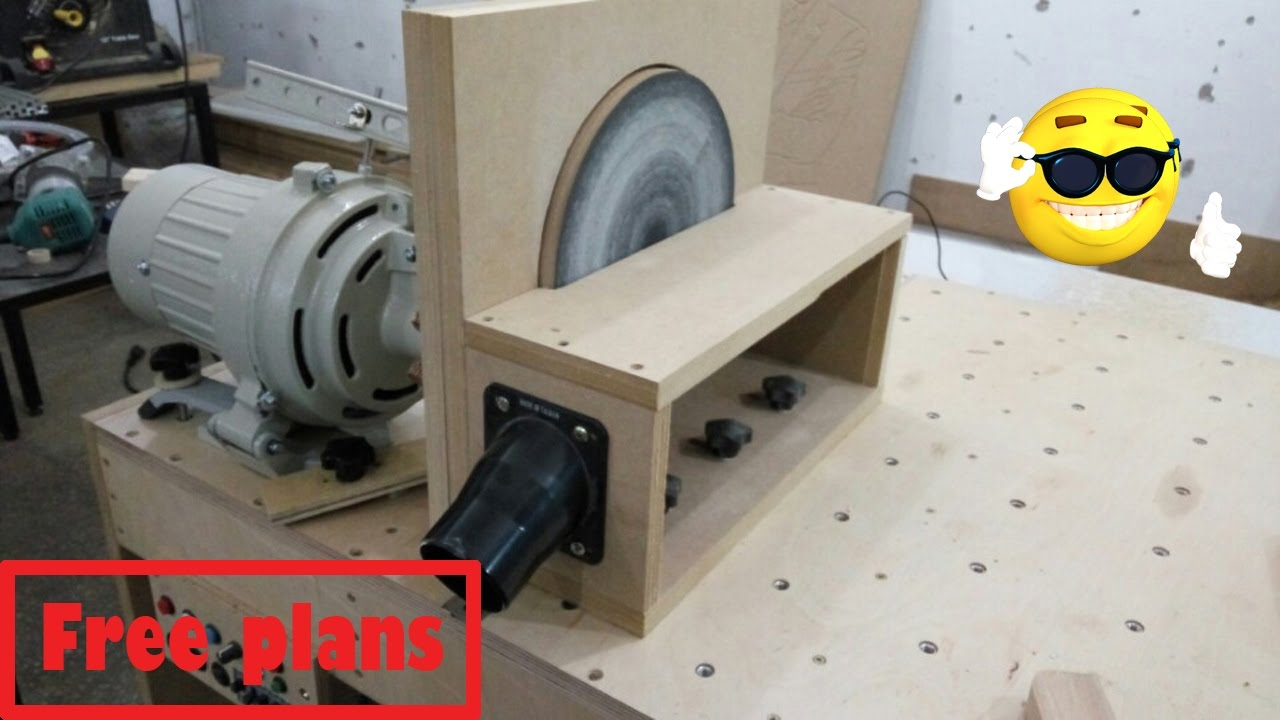 sewing machine Clutch Motor Woodgear Disk Sander and Dust ...