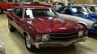 Repeat youtube video 1971 Chevrolet Chevelle 509 Big-block