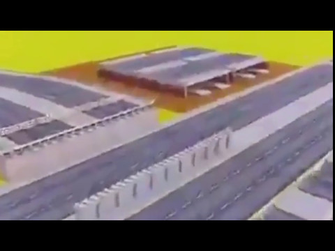 Bridge Construction in CGI Experience