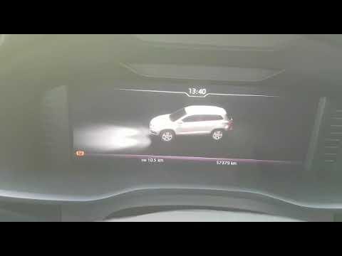 Volkswagen Passat B8 Hayalet Ekran Kurulumu - Active Info Display Install