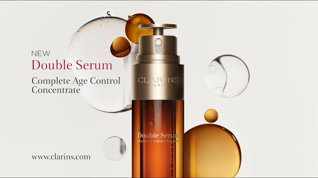 clarins double serum free trial