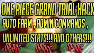 Roblox | Hack-Spiel One Piece Grand Trial - Wie man One Piece Grand Trial hackt