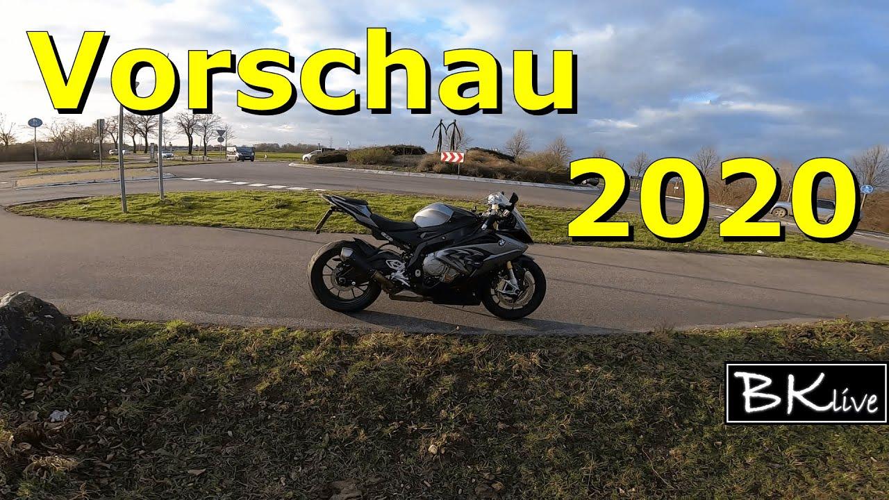 Motorrad Saison 2020 - Was steht an?