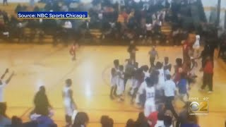 Brawl During High School Basketball Playoff Game Leads To Double Forfeit