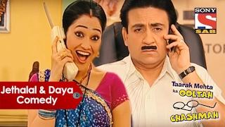 Jethalal And Daya Comedy | Taarak Mehta Ka Oo...