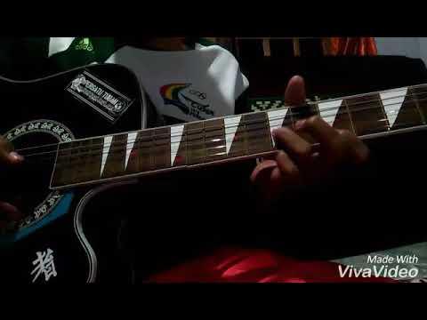 Tutorial melodi gitar NOKIA