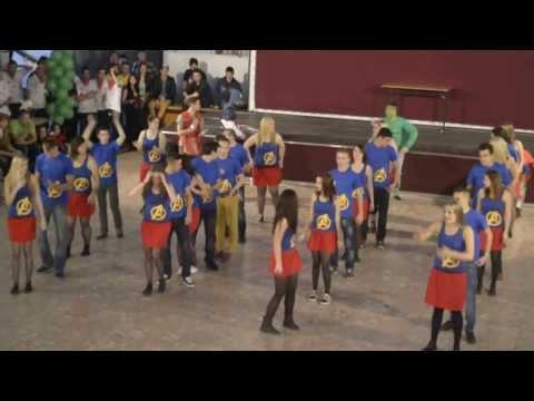 12.A Avengers diáknapi tánc (2013-Neumann)