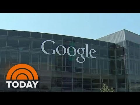Google Hit With Record $2.7 Billion Fine By European Union | TODAY