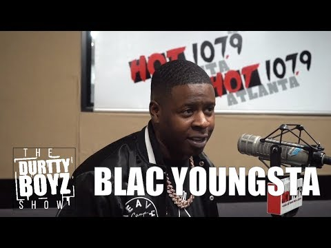 Blac Youngsta Talks Jay Z, Parenting, & Showing Money On The Internet + More