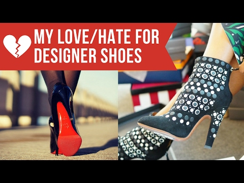 My Designer Shoe Collection & Our LOVE/HATE Relationship
