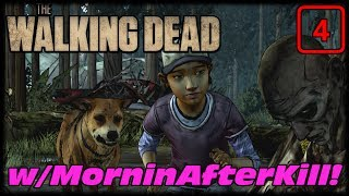 The Walking Dead Season 2 All That Remains Ep 4! Growing Up Zombie Apocalypse Style!