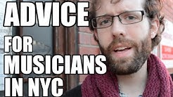 Advice from Musicians in NYC