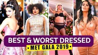 Priyanka Chopra Jonas, Deepika Padukone, Lady Gaga: Best and Worst looks from MET Gala 2019
