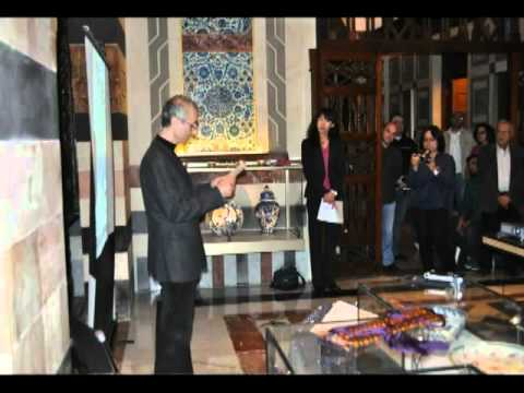 Pray For Japan - A Requiem of Hope from Beirut - Chapter 8 of 8 - Mr. Nassar Abou Khalil