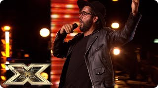 Classical Cezar Ouatu gets Simon Cowell smiling! | Auditions Week 4 | The X Factor UK 2018
