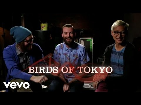 Birds Of Tokyo - This Fire (Vevo GO Shows Australia - Teaser)