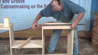 Sommerfeld's Tools For Wood - Cabinetmaking Made Easy With Marc Sommerfeld - Part 4