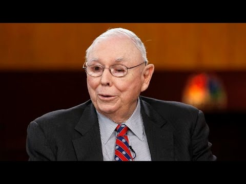 Charlie Munger on Investing, the Buyback Debate and More