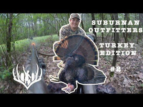 ALABAMA TURKEY HUNTING - HOOK SPURS - SUBURBAN OUTFITTERS