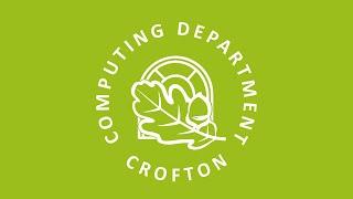 Computing at Crofton School