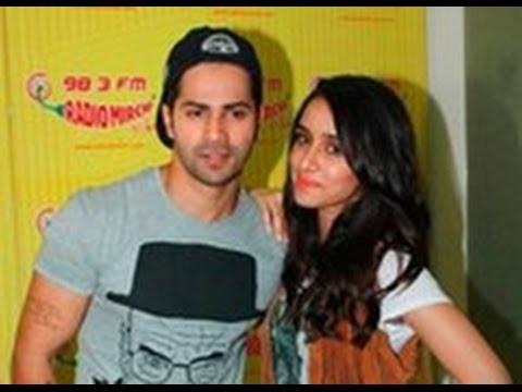 ABCD 2 Film Promotion :  Varun,Shraddha Kapoor at 98.3 Radio Mirchi