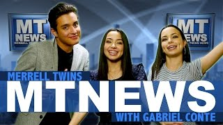 MT NEWS - Merrell Twins ft. Gabriel Conte