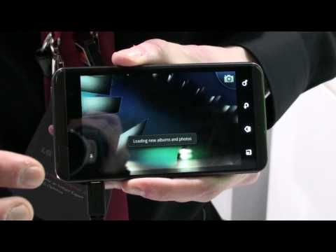 LG OPTIMUS 3D Demonstration