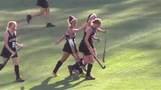 Washington College Field Hockey Highlights 2013