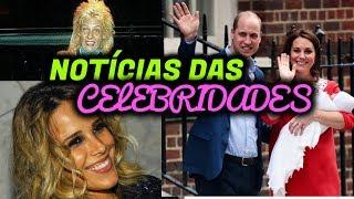Wanessa Camargo é a Mulher Gato - Carla Perez agredida- Babá da Realeza - Notícias Importantes #18