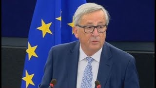 Juncker: EU Army, merge EU presidents and make the planet great again