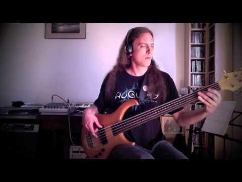 Derelict - The Iridium Layer (Full Bass Performance)