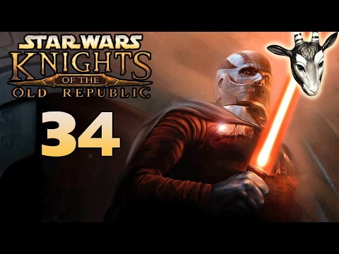 """#34 ● Hain? Blöd! ● LET'S PLAY """"Star Wars: Knights of the Old Republic"""""""