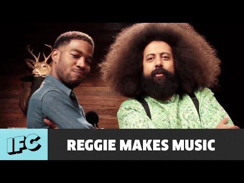 Reggie Makes Music   Kid Cudi   IFC