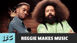 Reggie Makes Music | Kid Cudi | IFC