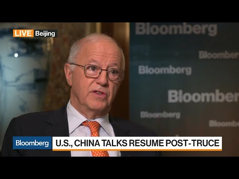 U.S.-China Positions Have Hardened, Says National Committee on U.S-China Relations