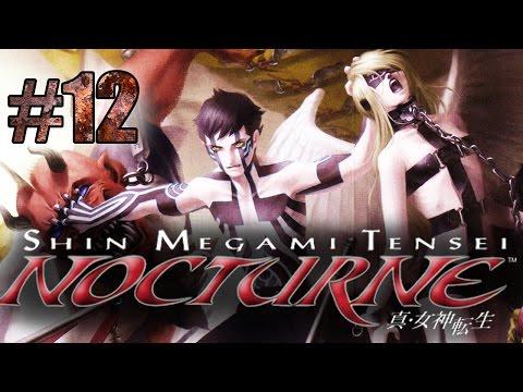 Shin Megami Tensei III Nocturne Let's Play #12 - Yoyogi Park [Blind]